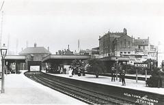 Railway Station - Newtown