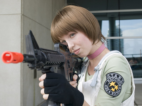 Fan Expo 2008 - Rebecca Chambers 03 (Lightbringer Photography) Tags: toronto ...