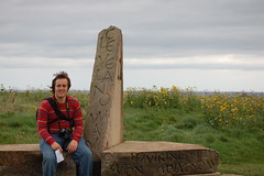 on cleveland way (isispx) Tags: martin walk filey clevelandway
