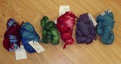 Malabrigo Chunky (sallyvillarreal) Tags: yarn malabrigo yarnshop theknittingnest