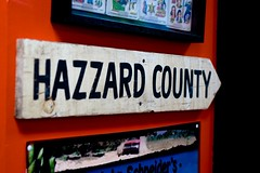 Hazzard County, this way!