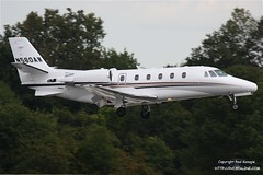 N560AW (PHLAIRLINE.COM) Tags: plane aviation flight airline planes cessna excel trenton citation 560 bizjet ttn auroraventures trentonmercerairport n560aw