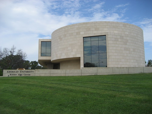 American University Katzen Arts Center - 1