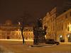 Praha/ Prague/ Prag - Hradcany, Pohorelec v noci (vratsab) Tags: christmas snow night weihnachten europe czech prague nacht prag praha vanoce bohemia hradcany noc evropa ceska pohorelec nocni