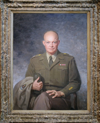 Dwight D. Eisenhower, Thirty-fourth President (1953-1961)