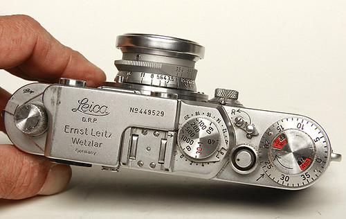 f Leica IIIc e