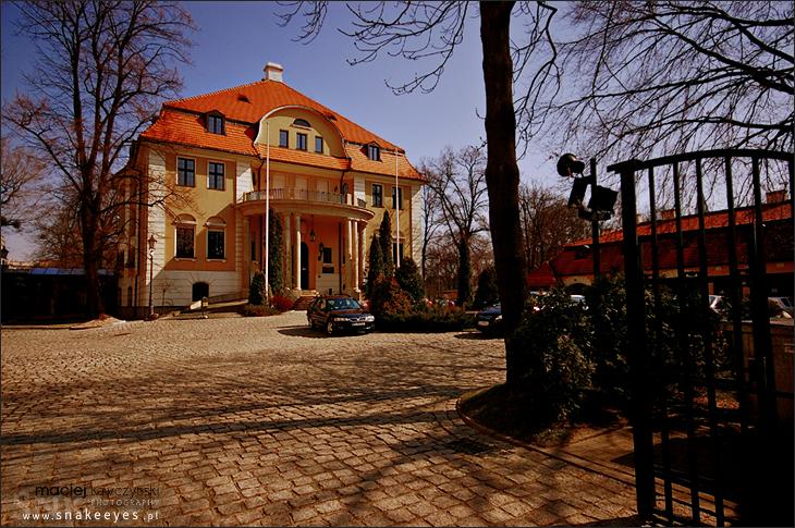 Pałac Fryderyka Wilhelma Schweikerta