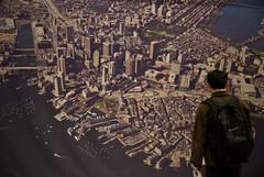 Bird's Eye View (dicksoto) Tags: boston bostonma bostonpubliclibrary aerialphotograph