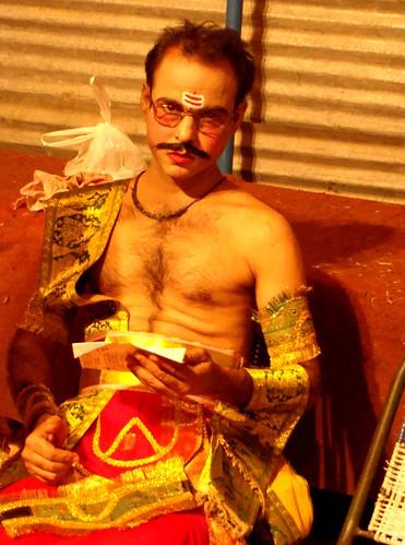 Akshay Kumar, Ravan's Son