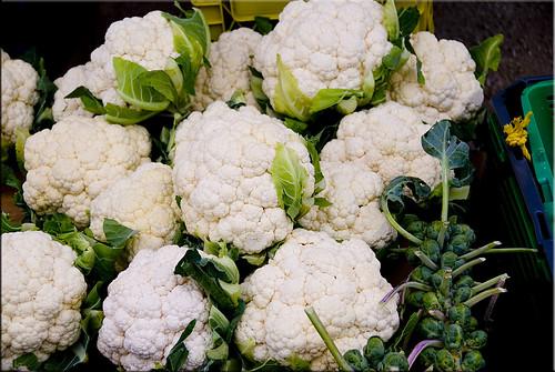 FarmersMaket2008 Cauliflower