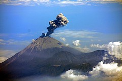 Semeru volcano (Mangiwau) Tags: cloud mountain indonesia island volcano java photo arc east mount ash volcanoes dust gunung sequence 1001nights volcanic erupt jawa indonesian explode breathtaking eruption explosive timur semeru tuff erupting plume exploding sunda ashcloud wowiekazowie coolestphotographers earthasia
