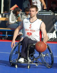 Wheelchair Basketball (17) (McTumshie) Tags: london bronze team southbank british medalists paralympic wheelchairbasketball