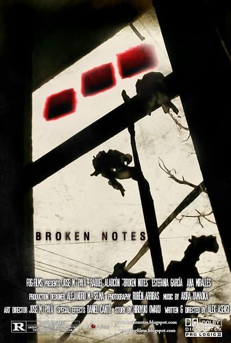 BROKEN NOTES --- [Silent Hill 2 - La Pelicula] --- (La Podéis Ver Aquí)