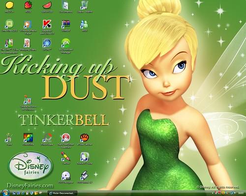 Desktop Tinkerbell