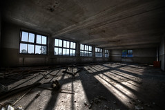 Room with a view ((Erik)) Tags: abandoned urbandecay urbanexploration 1020mm asylum roomwithaview hdr mentalhospital bloemendaal sigma1020mm 10mm 5xp provinciaalziekenhuissantpoort