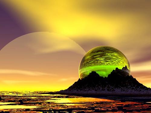supernova landscape - photo #30