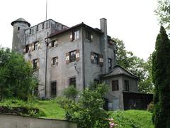 Haus auf dem Mönchsberg