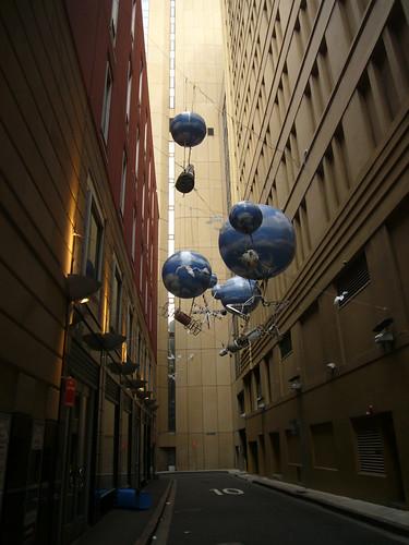 blog voyage travel australie sculpture sydney art
