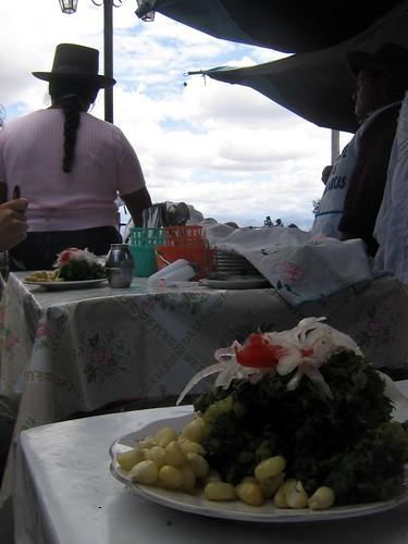 almuerzito en quinua