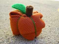 Cloth Pumpkin
