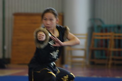 Cina (Qi Gong) Tags: china woman kungfu wushu cina  zhongquo