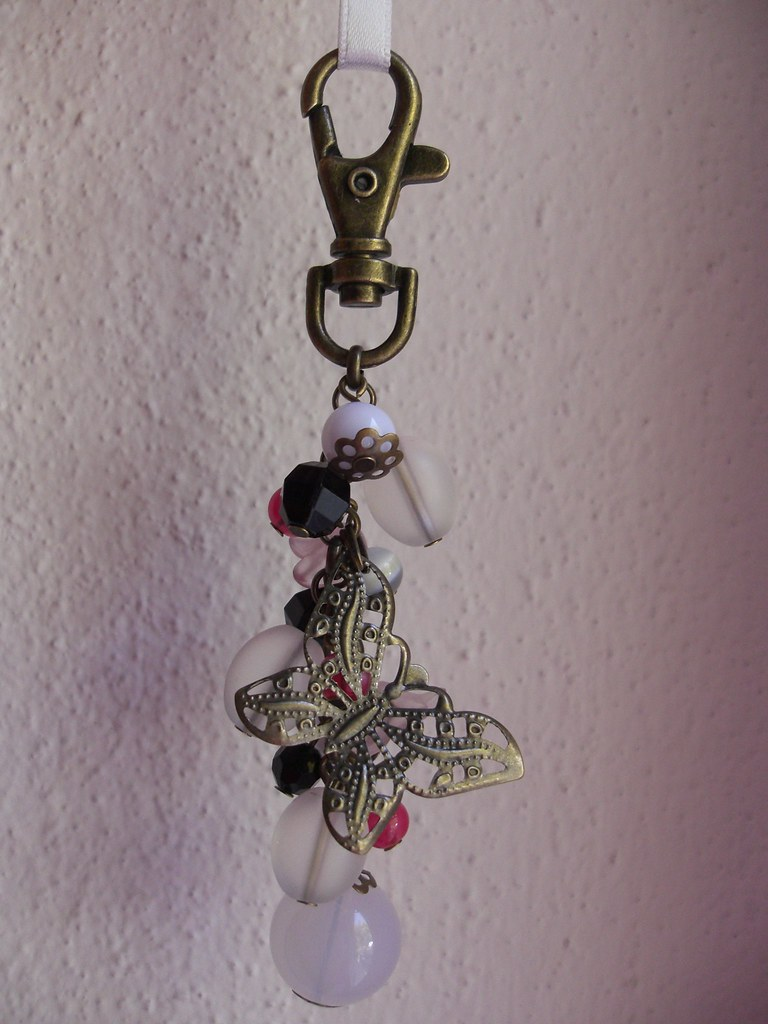 Penduricalho ou Porta Chaves | Key Fob or Bag Charm