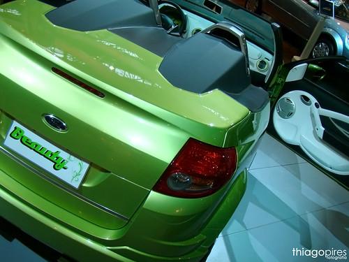 Ford Ka 2011 Brasil. Ford Ka Beauty