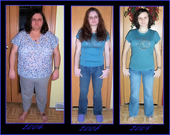 2008 Front View (Inara & Pagan) Tags: progress weightloss wls milenka november08