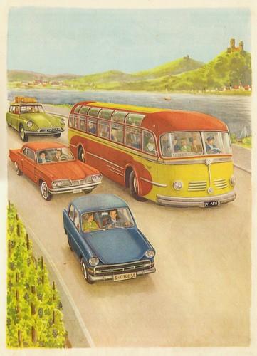 autocar route