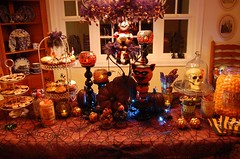 Halloween Table 2008 (fullofbliss) Tags: decorations halloween centerpiece tabledecor