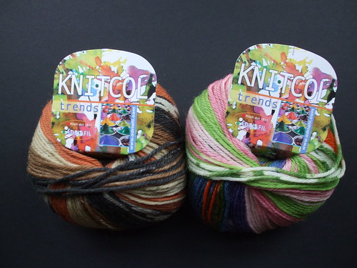 New colours Knitcol