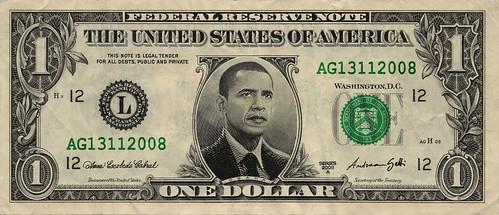 dollarObama