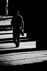 I Just Want To Go Home (RLJ Photography NYC) Tags: shadow streets dark subway nikon alone shadows bwdreams babymomma challengeyouwinner nikond40 aplusphoto flickrlovers thepinnaclehof tphofweek21 pregamewinner