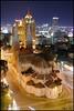 Saigon Notre-Dame Basilica (Đạt Lê) Tags: longexposure light night nikon basilica notredame 1855 saigon ih sàigòn d40 tphcm aplusphoto nhàthờđứcbà bestofvietbestphoto vietsuperbest