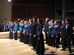 St. John Passion (1) (chicgeekuk) Tags: york uk music laura students university unitedkingdom bach passion universityofyork sjp kishimoto musicdepartment departmentofmusic practicalproject laurakishimoto sirjacklyonsconcerthall laurakishimotoca sjlch pracproj pracproj2008 saintjohnpassion