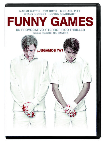 DVD Funny Games Michael Haneke Warner Bros