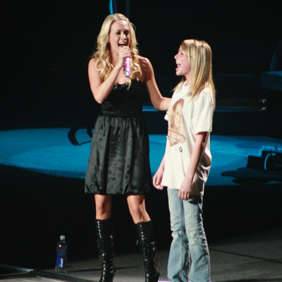 carrie and girl