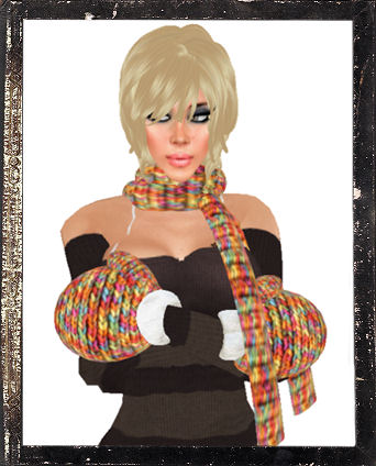 stc scarf and gloves