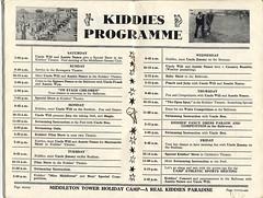 Middleton Tower Brochure 1955 -11 (trainsandstuff) Tags: 1955 vintage map archival brochure holidaycamp kamiya middletontower