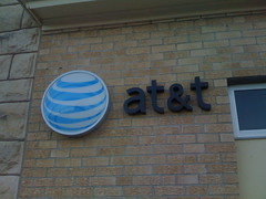 AT&T office in Cottonwood Falls, Kansas