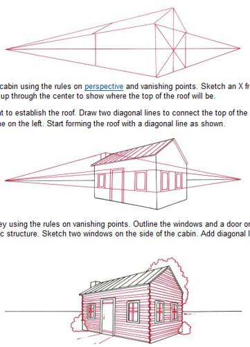 dibujar edificios por ti.