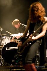 Melissa Auf Der Maur @ Tivoli 27/11/2008