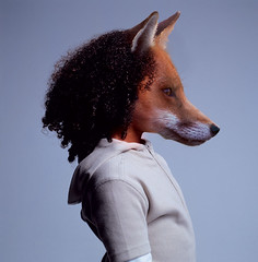 Foxy Girl (Sebastian Niedlich (Grabthar)) Tags: girl animal monster photoshop manipulated photoshopped manipulation human freak fox mutant manip hybrid creature photoshopping mutation mutated grabthar sebastianniedlich