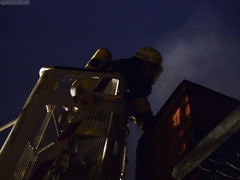 Kaminbrand Am Gückelsberg - 30.11.08