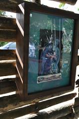 (karina Machin) Tags: arte bosque artistas 2008 artesanas duaca lasalamandra edolara noviembre08 artebosque2008