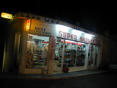 Delphi supermarket