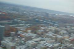 NYC_Nov08_4109 (Herve Boinay) Tags: newyork newyorkcity ny nyc manhattan us usa unitedstates america travel skyscraper high architecture landmark building skyline view aerial panoramic sky helicopter chopper flight fly flying zip aviation aircraft ziphelicopters zipaviation birdview heliport newjersey jersey jerseycity hudson river bay ship boat ferry bridge downtown lowermanhattan financialdistrict brooklyn longisland williamsburg dumbo midtown esb empirestate empirestatebuilding chrysler chryslerbuilding island harlem bronx triboro triborough eastriver