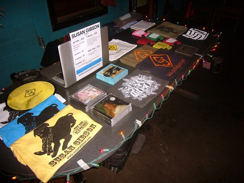 Merch in Denton!