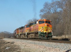BNSF (cameradude31) Tags: trains bnsf waterlooiowa