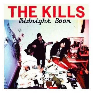 The Kills, Midnight Boom
